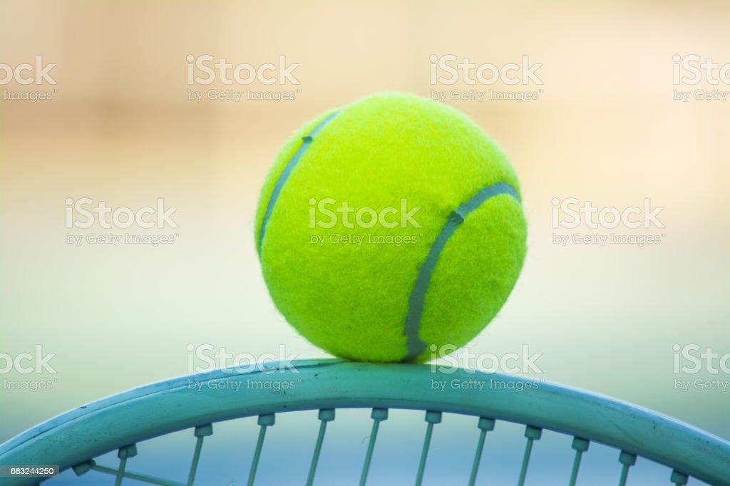Tennissport Lizenzfreies stock-foto
