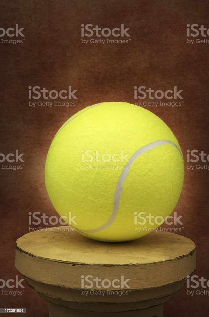 Tennis Title royalty-free stock photo