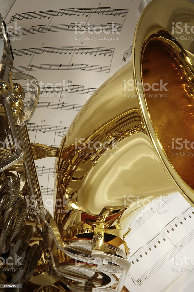 Tenor Saxophone Stock Photo - Download Image Now - iStock