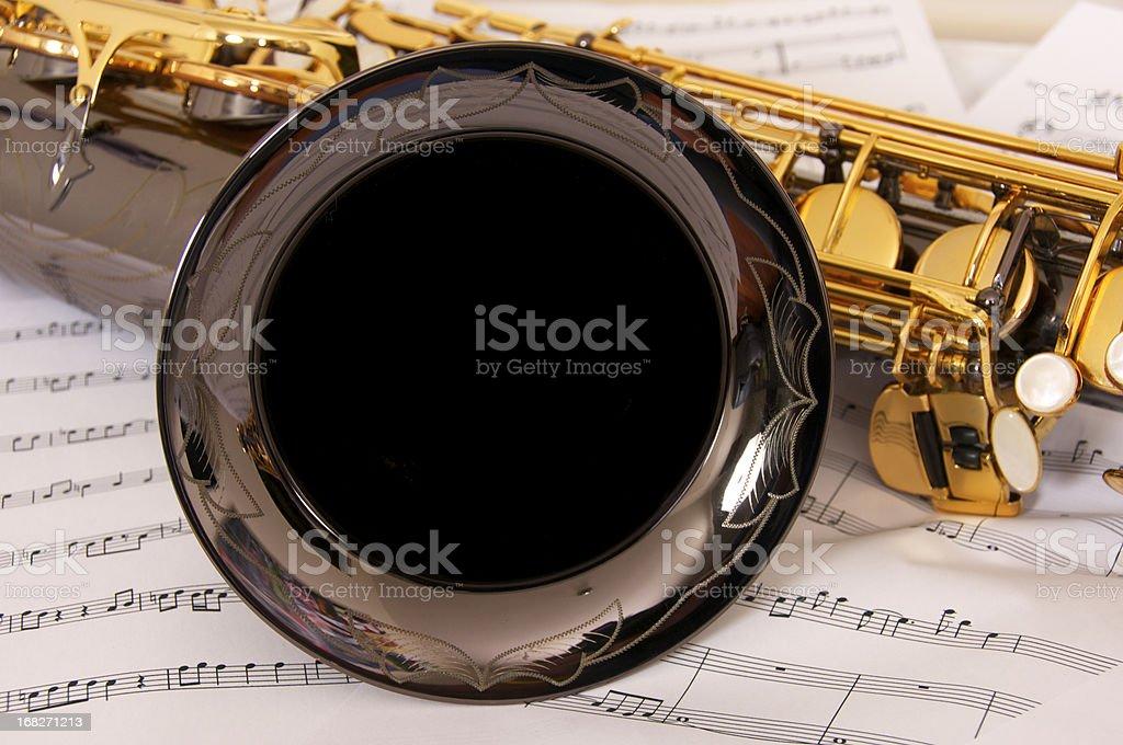 Tenor Sax Sheet Music
