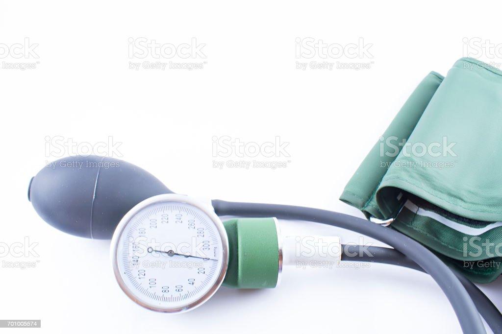Tensiometer. stock photo