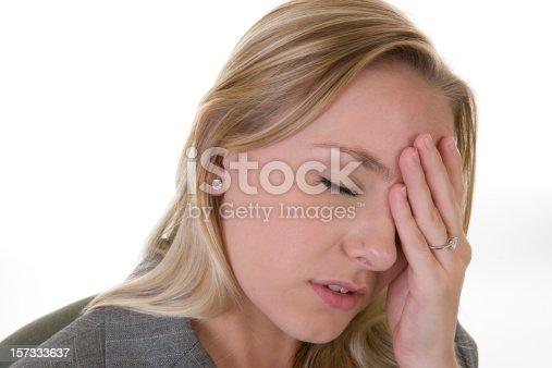 istock Tension Headache 157333637