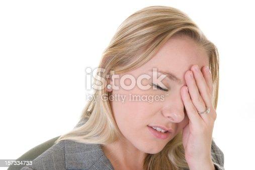 istock Tension Headache 157334733