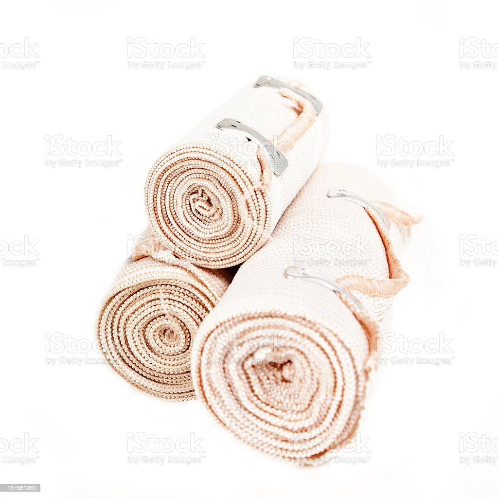 Tensor Bandage royalty-free stock photo
