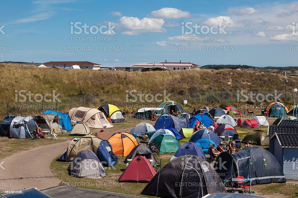 zandvoort campingplatz zelt