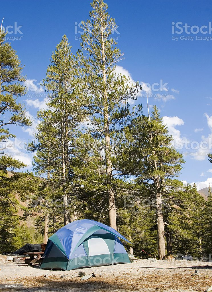 tent royalty-free stock photo