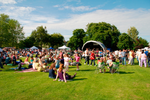 Tentertainment music festival, England