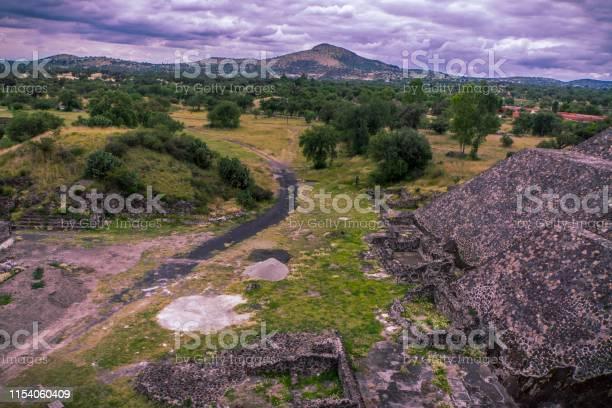 Photo of Teotihuacan