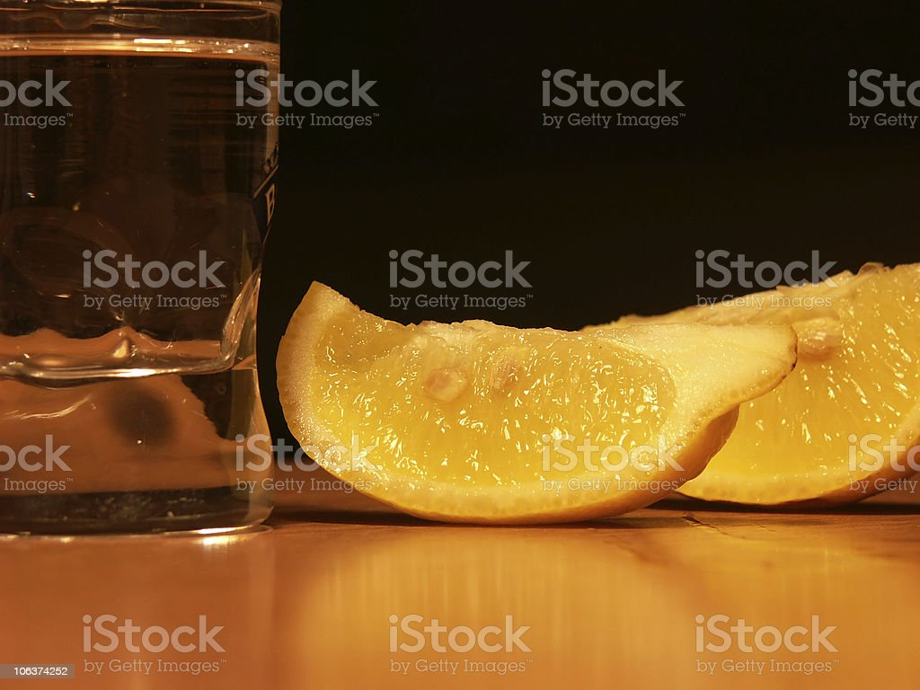 Tequila royalty-free stock photo