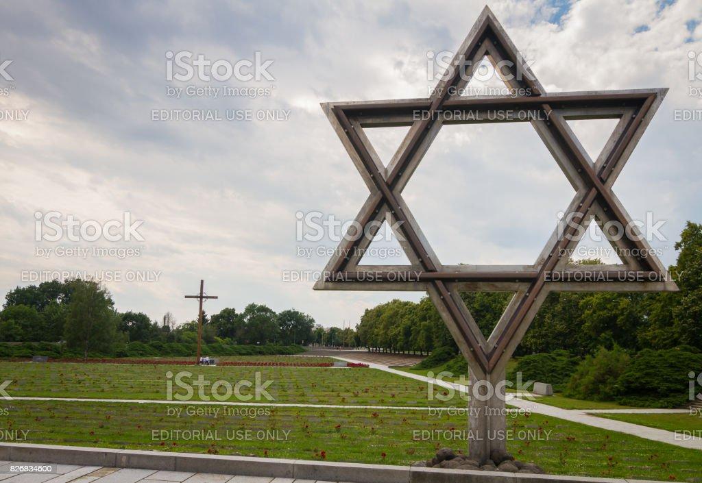 Gedenkstätte Theresienstadt, Tschechische Republik – Foto