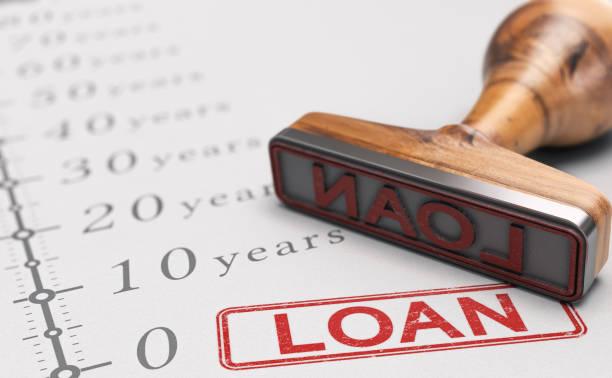 Langfristiges Darlehen, langfristige Rückzahlungsfrist. – Foto