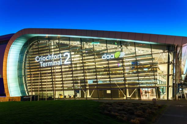 Terminal 2 Dublin Airport