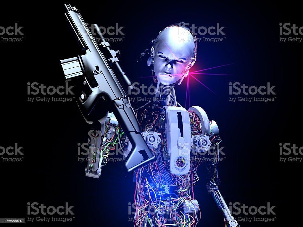 Terminator - foto de acervo