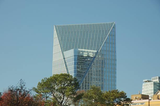 Terminus Building in Buckhead Atlanta, USA stock photo