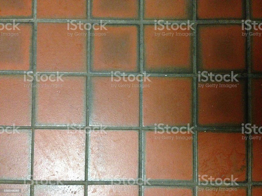 Pavimento Di Piastrelle Di Terracotta In Cucina Commerciale ...