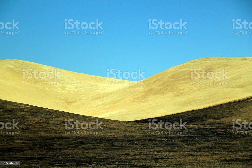 Terra Waves stock photo