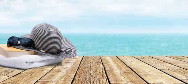 terrass vid havet - summer sweden bildbanksfoton och bilder