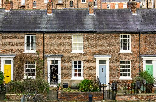 Terraced Houses York