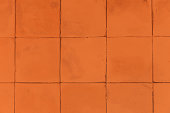 Terracota flooring textured background