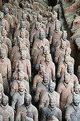 Terracotta Warrior of xian china...........