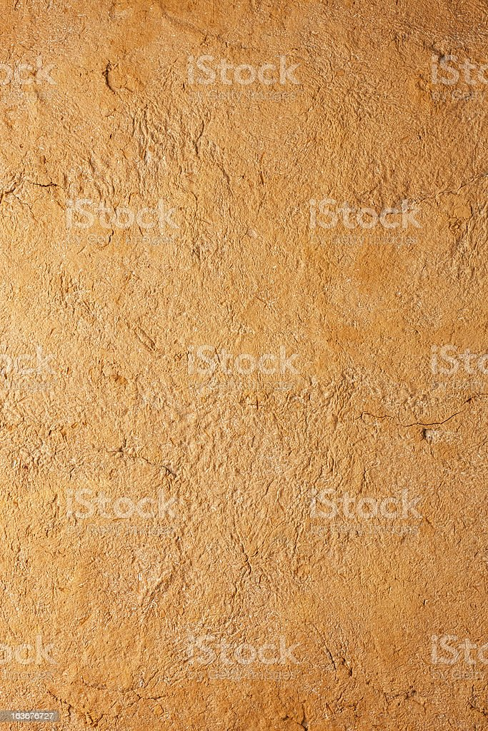 Terracotta background stock photo