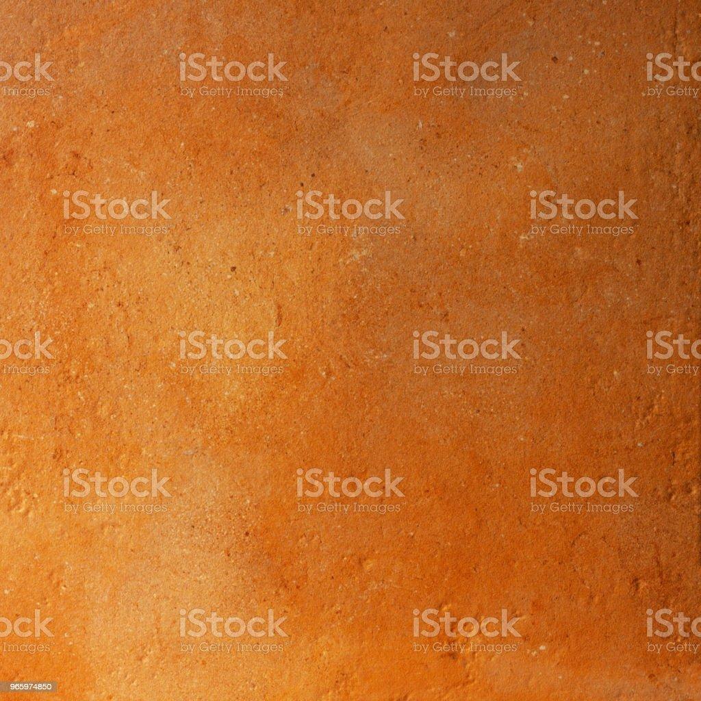 Terracotta rustic orange textured background. - Royalty-free Abstrato Foto de stock