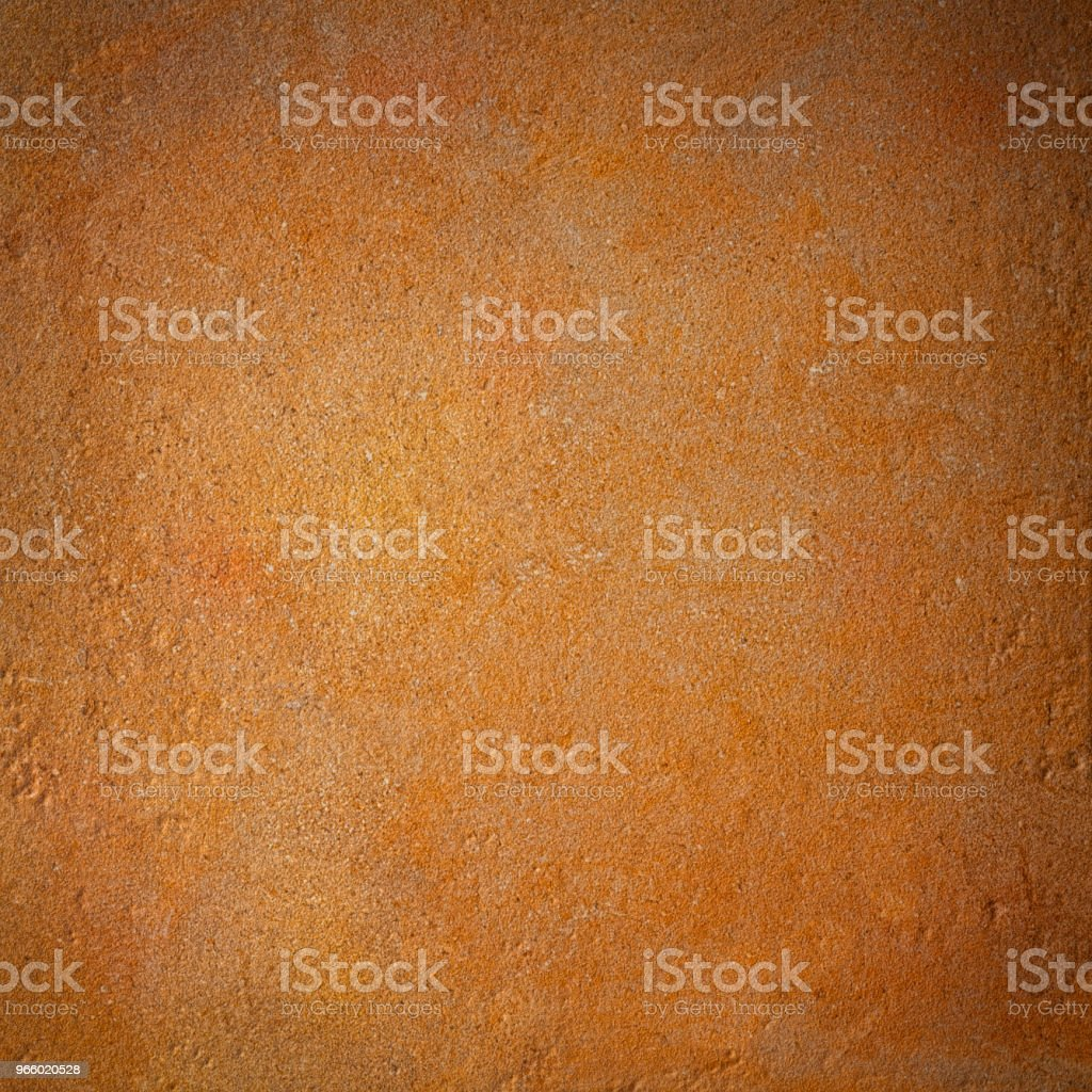 Terracotta rustic orange textured background. - Royalty-free Abstract Stock Photo