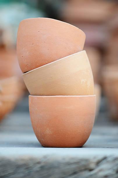 Terracotta Tale stock photo