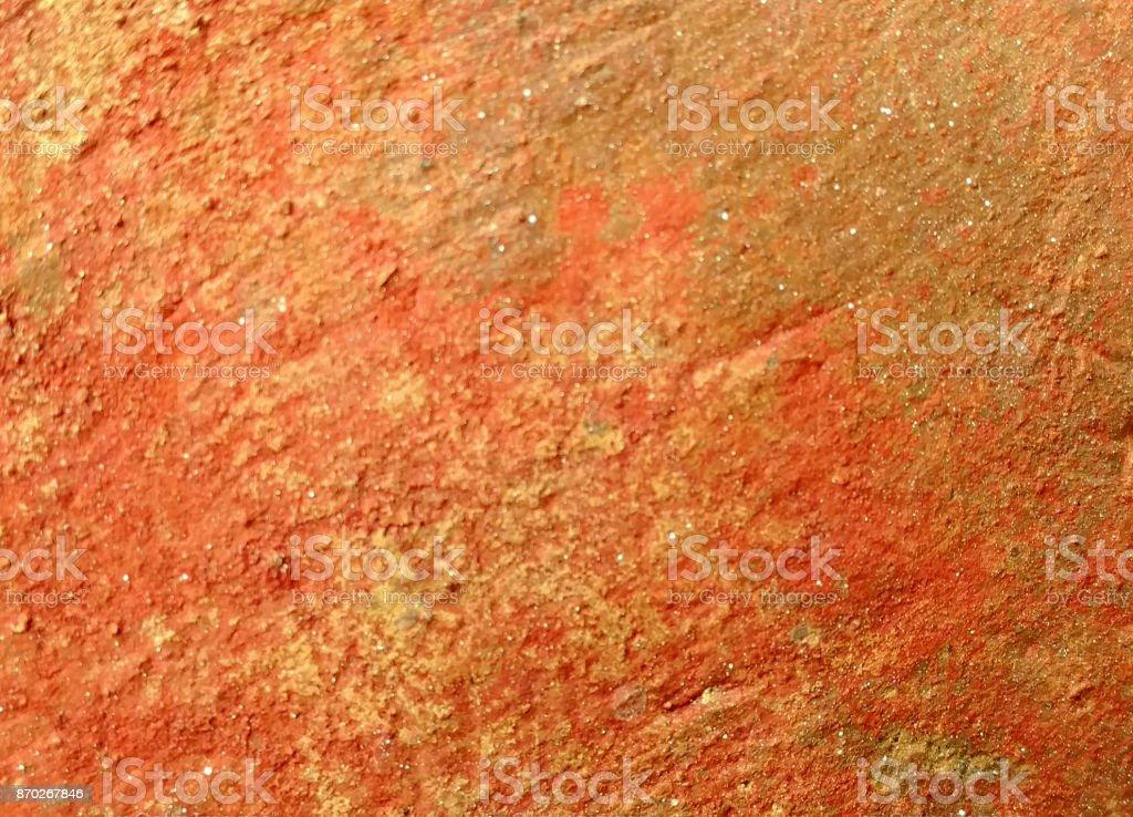 Terracotta Texture stock photo