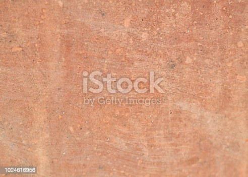 Terracotta Tile Texture close up