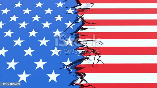 USA terrain crack