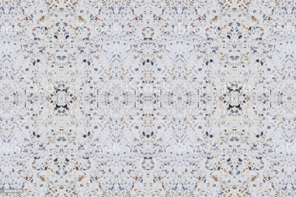 School Floor Texture Perfect Terrazzo Seamless Pattern Marble Surface Stone Wall