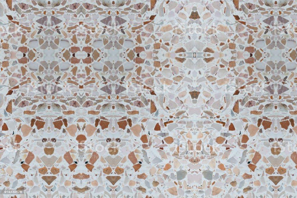 Fußbodenbelag Terrazzo ~ Terrazzo bodenbelag alte textur oder marmor stein hintergrund mit