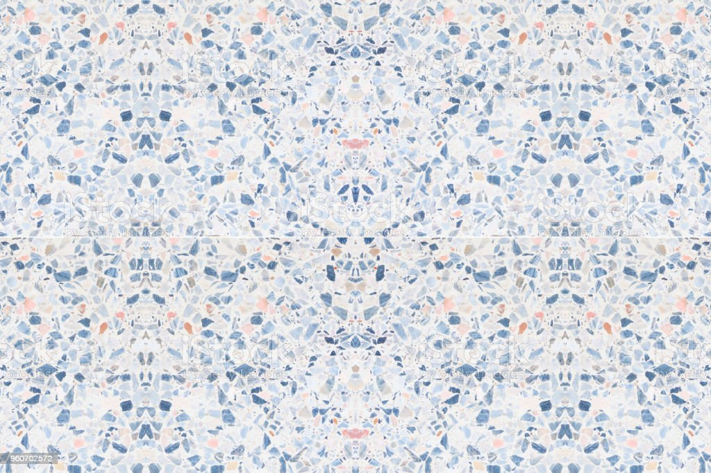 Terrazzo Flooring Old Texture Or Polished Stone Pattern Seamless Design For Background And Color Beautiful Royalty