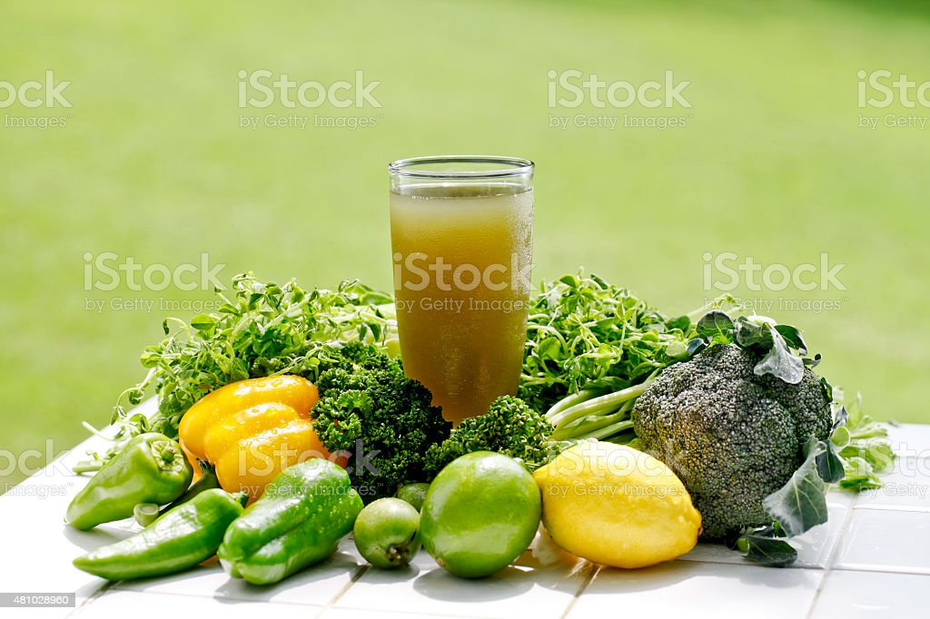 terrible juice stock photo