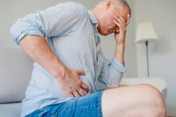 terrible stomachache - diarrhea stock pictures, royalty-free photos & images