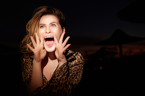 487960859 istock photo terrified and scared woman screaming 641973170