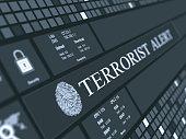 istock Terrorist alert concept 517313942
