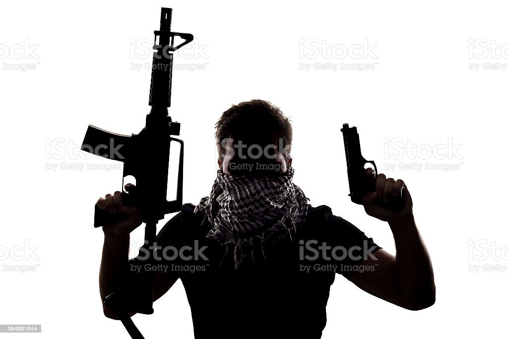 Terrorist or Special Operations Soldier – Foto