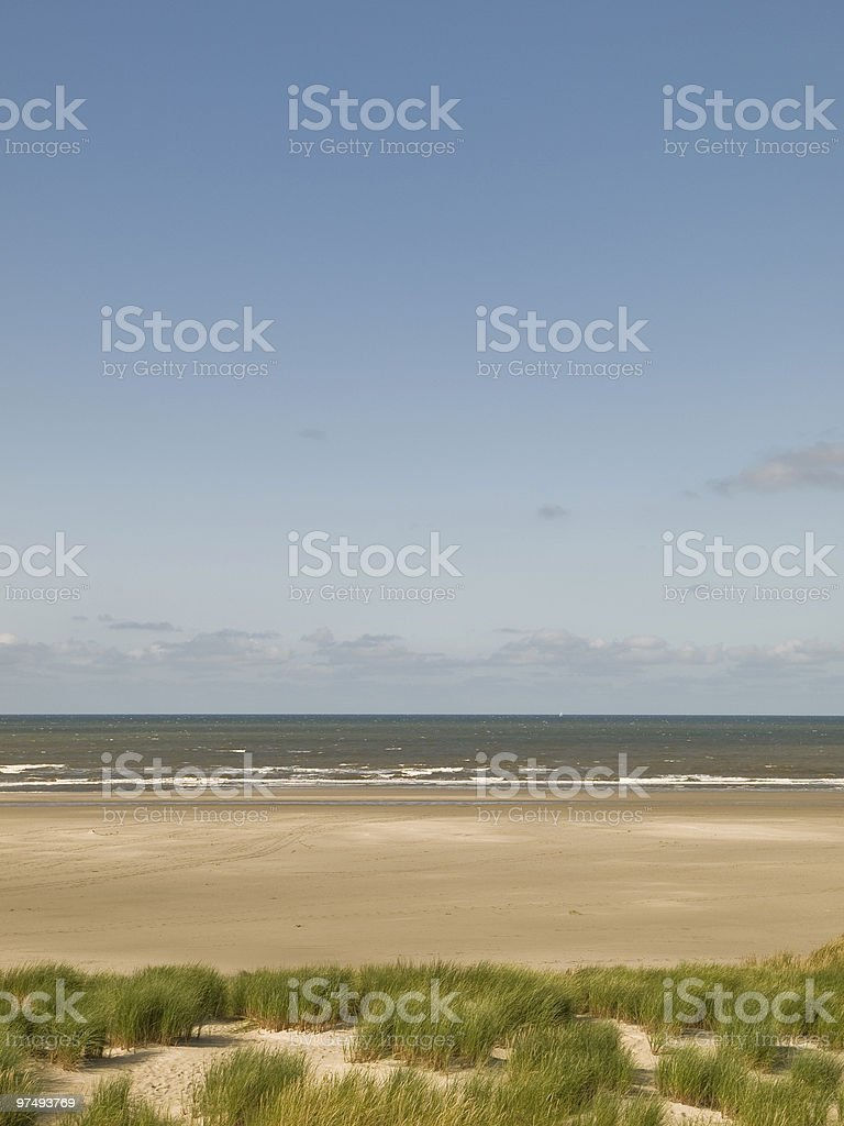Terschelling royalty-free stock photo