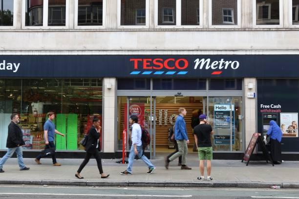 Tesco in London – Foto