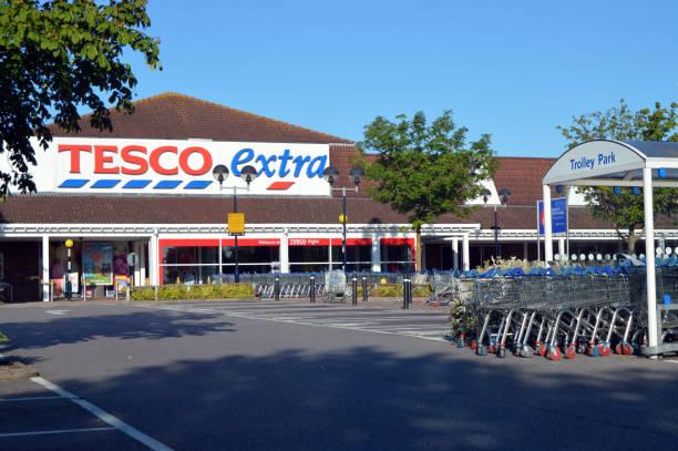 Tesco-Supermarkt – Foto