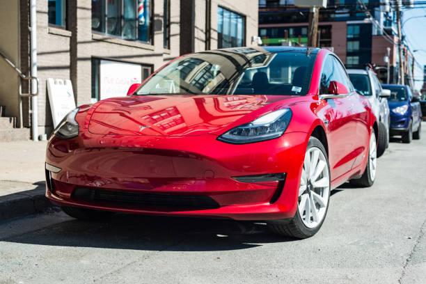 Tesla modèle 3 - Photo