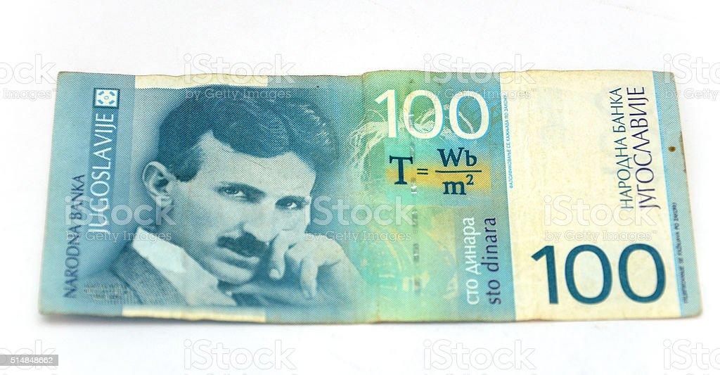 「テスラ 紙幣」の画像検索結果
