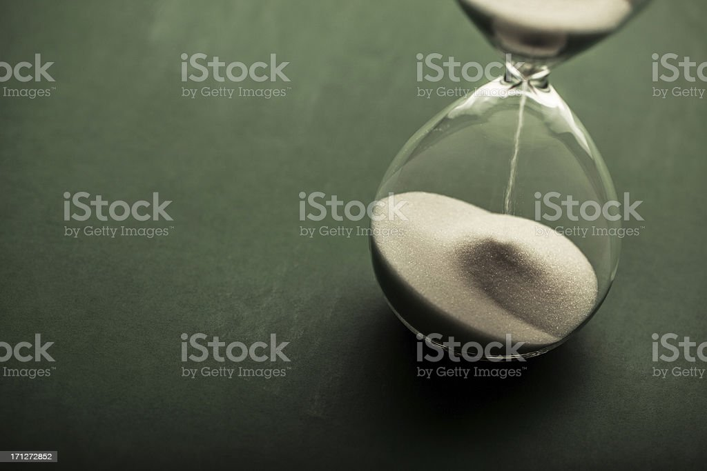test deadline royalty-free stock photo