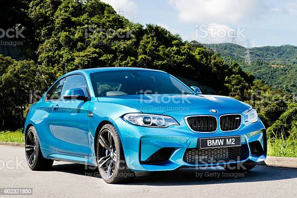 Bmw M2 2016 Test Drive Day Stock Photo - Download Image Now