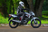 istock test drive with honda motorcycles 1257385725