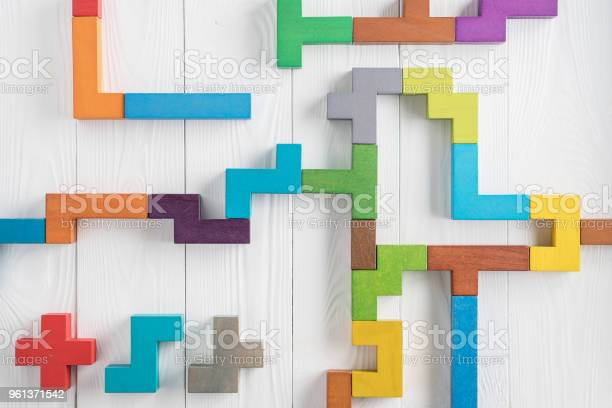 Test logical tasks composed of colorful wooden shapes top view picture id961371542?b=1&k=6&m=961371542&s=612x612&h=fxpq oawt82hhmz8pbjwn9nmicau2grouz gudpy5mi=