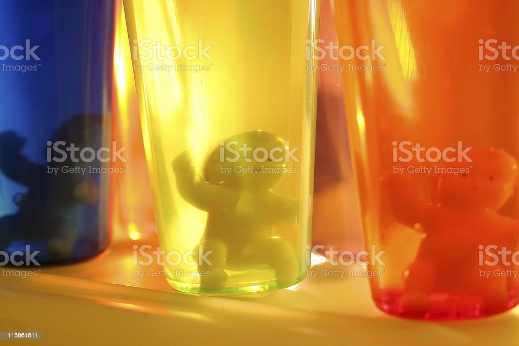 Test Tube Babies royalty-free stock photo