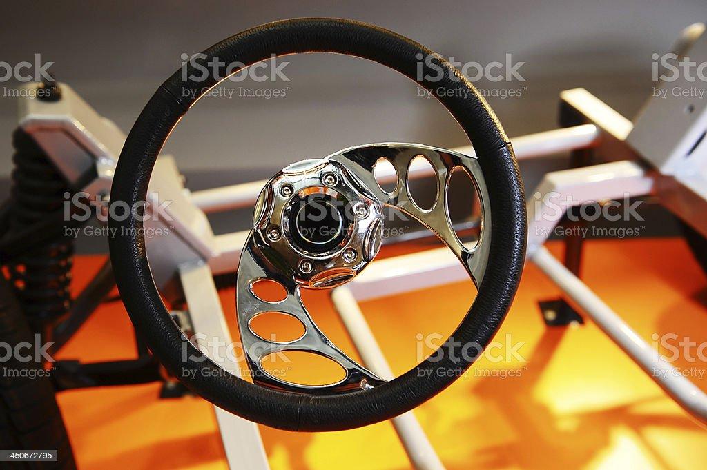 Test wheel royalty-free stock photo